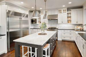Wood - Unique Kitchen Floor Ideas