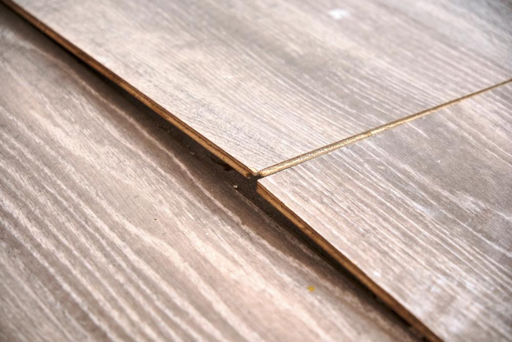 humidity effect on wooden floor